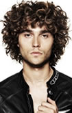 Men's Curly Hairstyles Ga