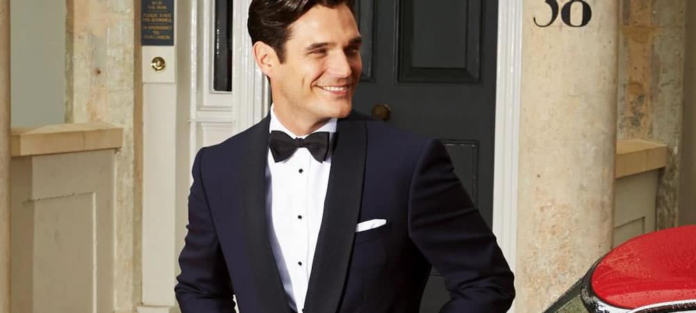 Men's Fashion Basics – Part 27 – How To Wear A Tux
