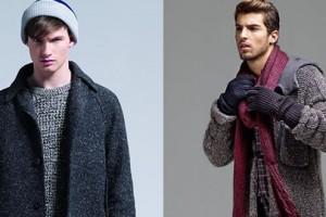 A/W Men's Fashion Trend: Marbled Knitwear