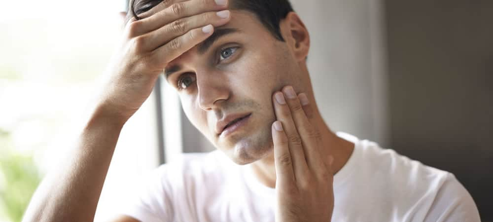 Men S Grooming Problems Tired Dull Looking Skin