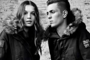 Superdry AW11 Campaign