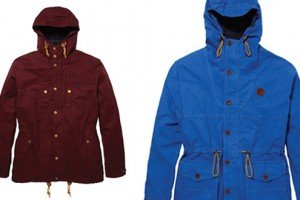Fred Perry Outerwear Recommendations: Fall/Winter 2011