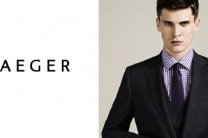 Jaeger Launches First Free Standing Menswear Store