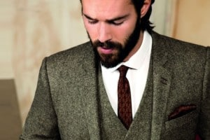 Men's Fashion Basics - Part 60 - The 3-Piece Tweed Suit