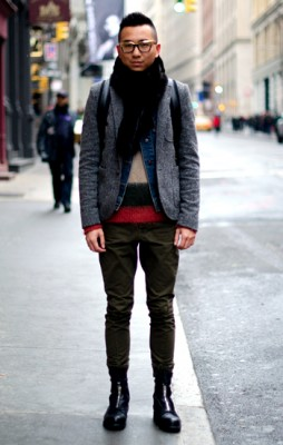 Corey NG, Photographed in New York<br/> Click Photo To See More