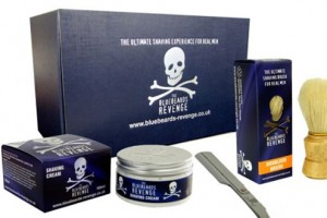 Bluebeards Revenge Cut Throat Razor Starter Pack