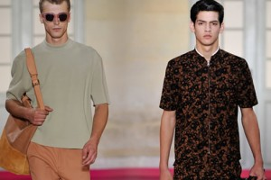 Acne Men's SS12 Clothing Collection