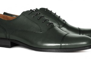 Reiss Bologne Toe Cap Oxford Shoe