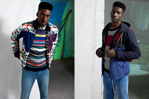 Asos Autumn/Winter 2012 Men's Lookbook