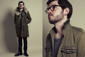marka Autumn/Winter 2012 Men's Lookbook