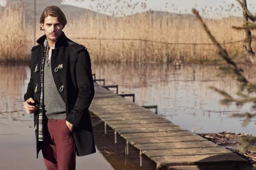 Pierre Cardin Autumn/Winter 2012 Advertising Campaign