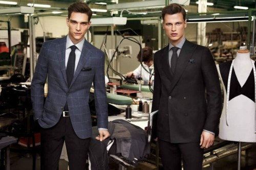 Corneliani Autumn/Winter 2012 Men's Lookbook