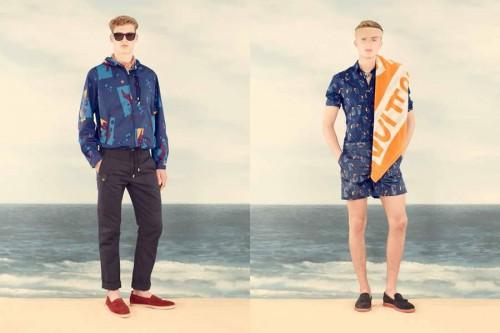 Louis Vuitton Pre Spring/Summer 2013 Men's Lookbook