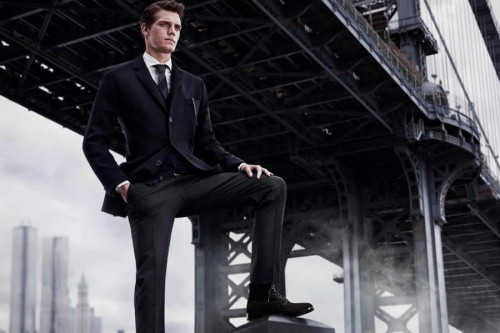 Massimo Dutti The 689 5th Avenue Collection Men's Lookbook