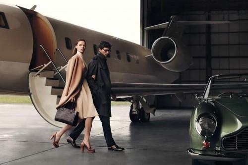 Carlo Pazolini Autumn/Winter 2012 Advertising Campaign