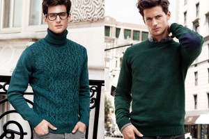 H&M Winter 2012 Casual Collection Men's Lookbook