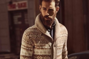 Autumn/Winter Essential: The Shawl Neck Cardigan