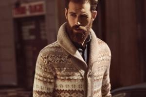 Autumn/Winter Essential: The Shawl Neck Cardigan