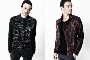 AllSaints Autumn 2012 Part Two Update Men's Lookbook