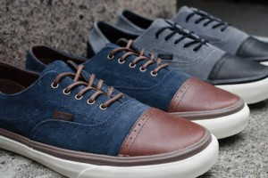 Vans California Era Brogues
