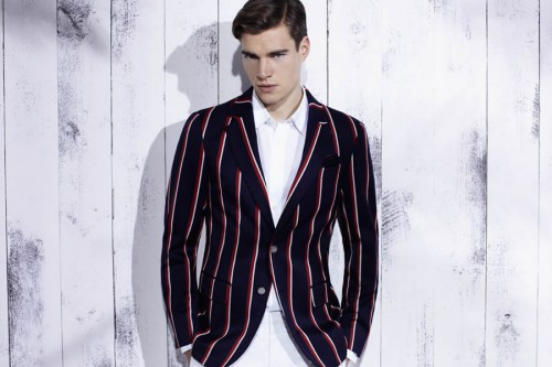 Crombie Spring/Summer 2013 Men's Lookbook