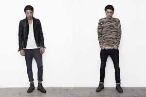AllSaints Spring/Summer 2013 Men's Lookbook