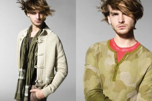United Colors of Benetton Spring/Summer 2013 Men's Lookbook