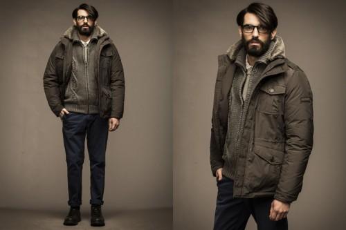 Woolrich John Rich & Bros. Autumn/Winter 2013 Men's Lookbook
