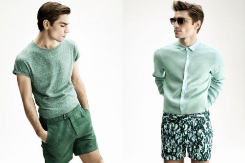 H&M Summer 2013 Men's Lookbook