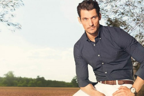 Massimo Dutti February 2013 Men's Lookbook