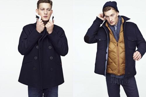 Peak Performance Autumn/Winter 2013 Men's Lookbook