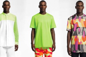 Aqua by Aqua Menswear: SS13 Platoon Collection