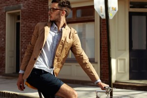 Men's SS13 Fashion Trend: Tailored Shorts & Shorts Suits