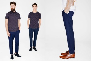 Zara Man April 2013 Lookbook