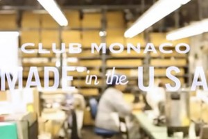 CLUB MONACO MADE IN THE U.S.A. TIE COLLECTION