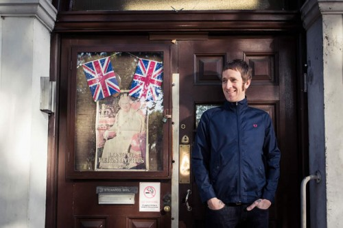 Bradley Wiggins x Fred Perry Spring/Summer 2013 Men's Lookbook