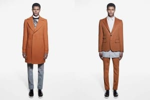A. Sauvage Autumn/Winter 2013 Men's Lookbook