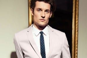 H&M Coloured Suits