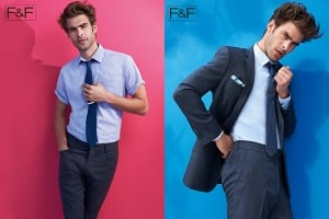 Tesco F&F Clothing Summer 2013 Men's Lookbook