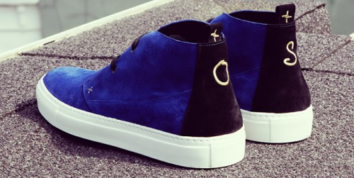 Oliver Sweeney x Proudlock Footwear