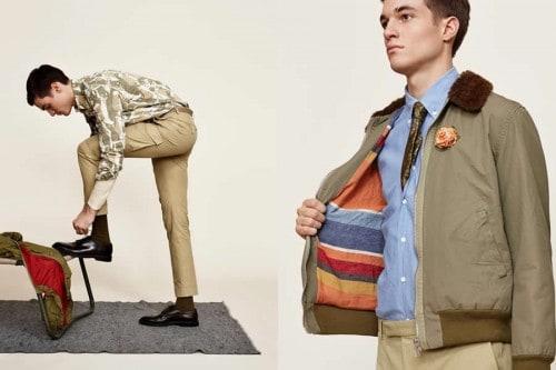 GANT Rugger Pre-Autumn 2013 Men's Lookbook