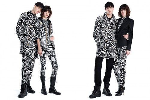 Versus Versace 2013 Men's Lookbook