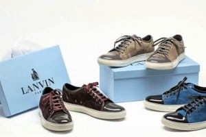 LANVIN HOMME CLASSIC SNEAKERS