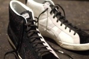 Onitsuka Tiger x Mita Sneakers Panda Shoe