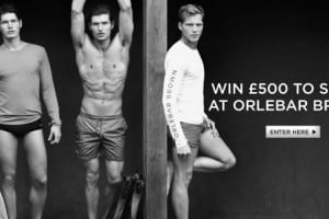 Competition: Win A £500 Orlebar Brown Voucher!