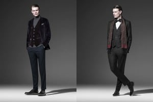 River Island Christmas 2013 Men's Lookbook