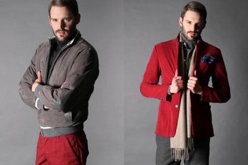 Faconnable Autumn/Winter 2013 Men's Lookbook