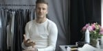 David Beckham On hIS BODYWEAR COLLECTION FOR H&m