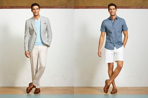 Perry Ellis Spring/Summer 2014 Men's Lookbook