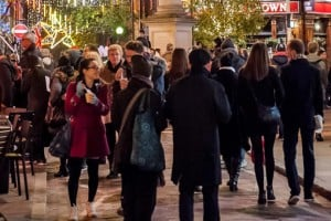 The Seven Dials x St Martin's Courtyard Christmas Shopping Night Out